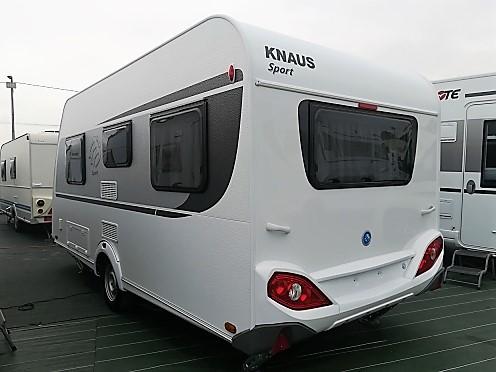 KNAUS 450 FU CAMA FRANCESA 2018