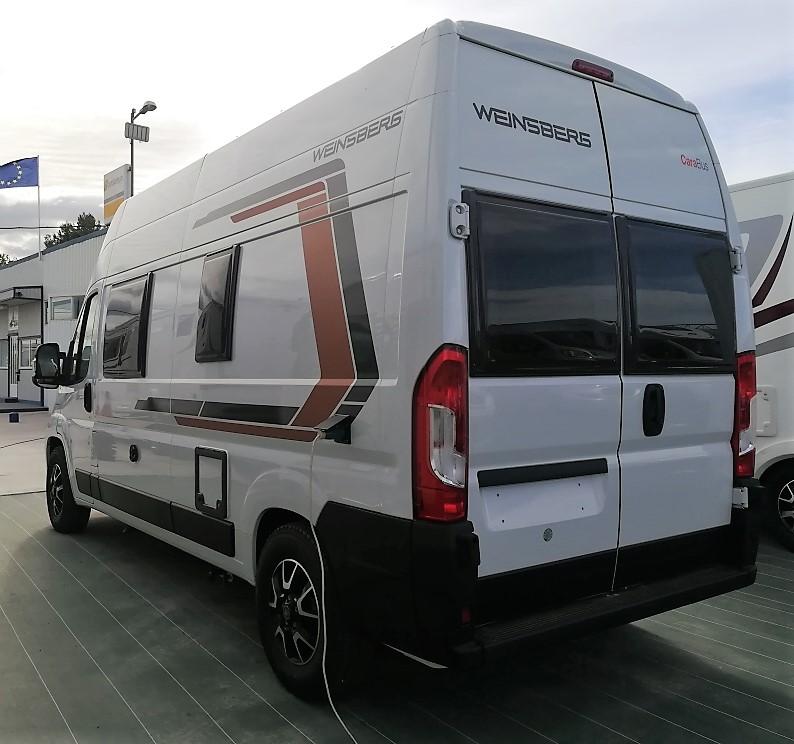 WEINSBERG 600 DQ