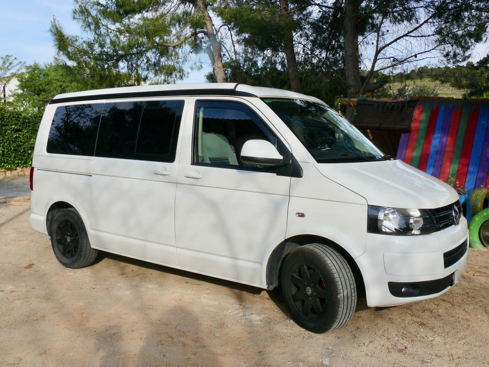 Volkswagen California Beach. California Beach T5