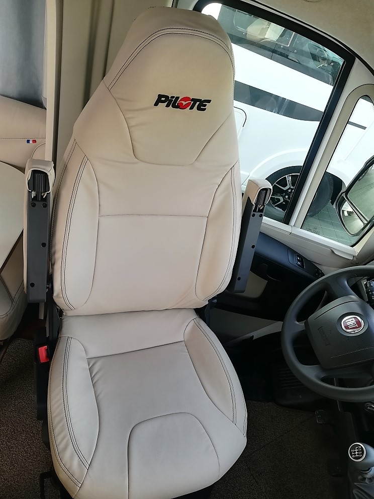PILOTE PACIFIC EXCLUSIVE EDITION GJ
