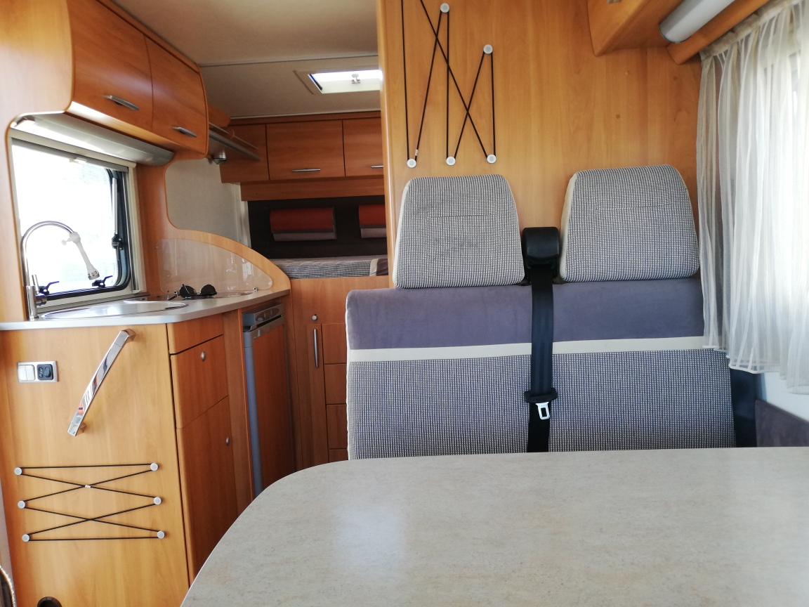 HYMER EXIS 522