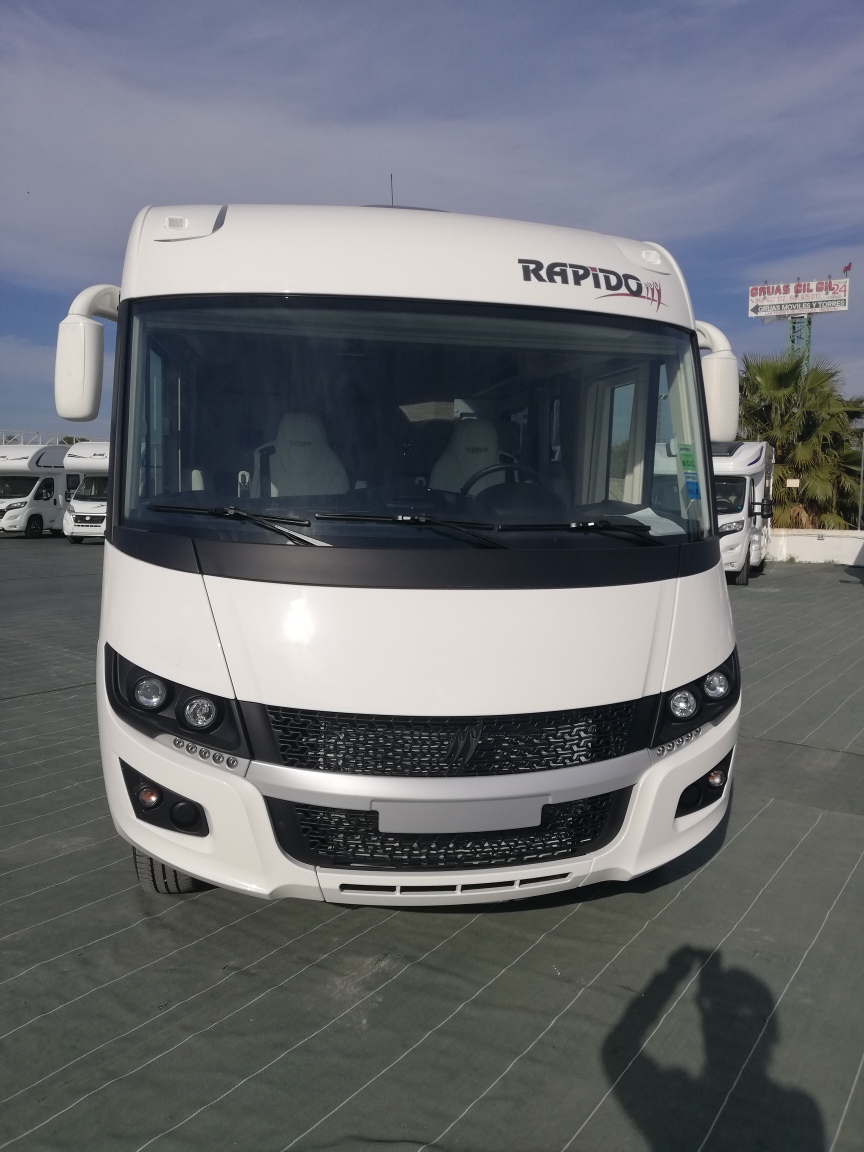 RAPIDO 8086DF