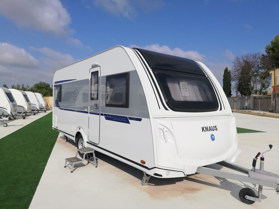 KNAUS SPORT SILVER SELECTION 500 UF